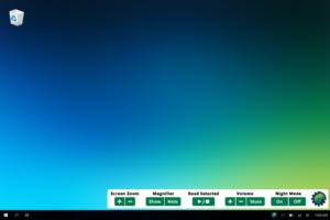 MorphicBar on Windows P.C.